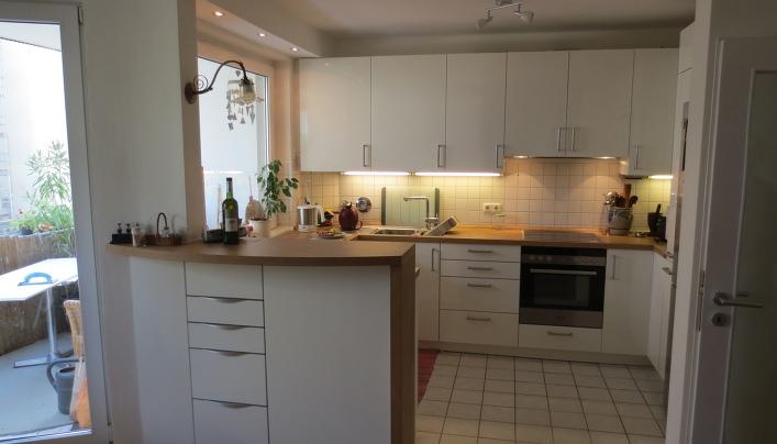 küchenwerkstatt schreuer - küchen, sonderlösungen und küchen ... - Küche Vorher Nachher